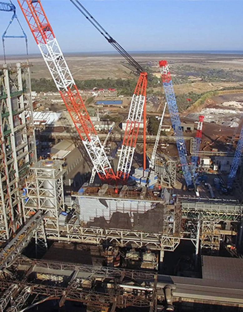 Nyrstar Port Pirie Smelter Transformation Project