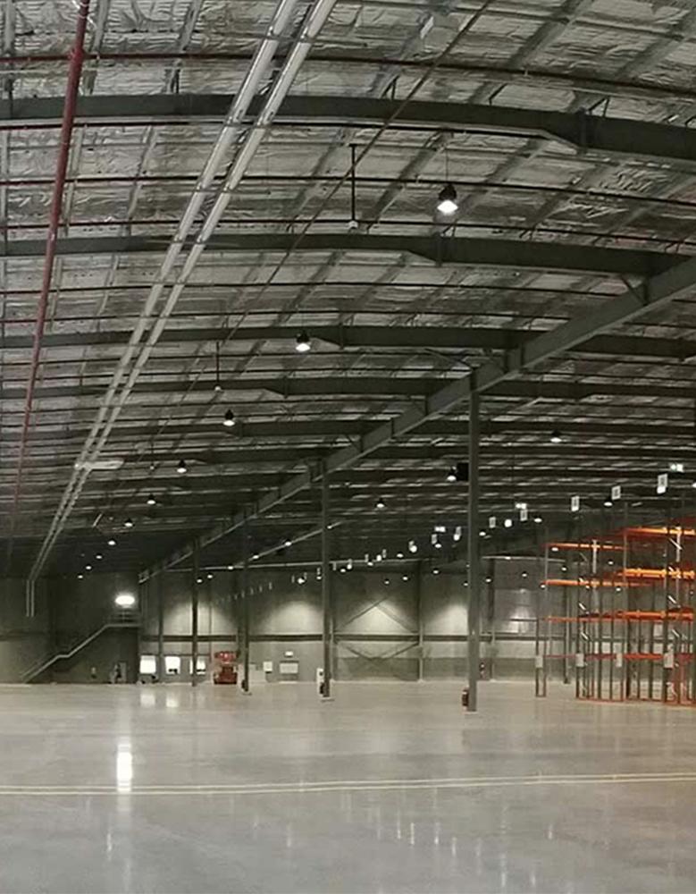 Aldi Distribution Centre – Bulk Concrete Delivery