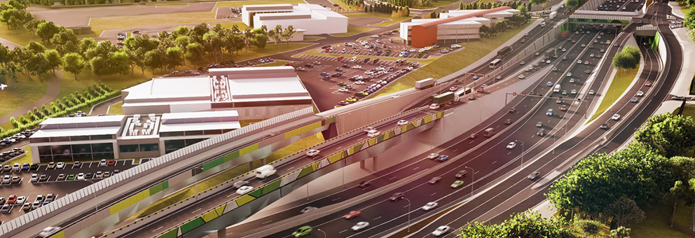 Gateway South Darlington Upgrade Project