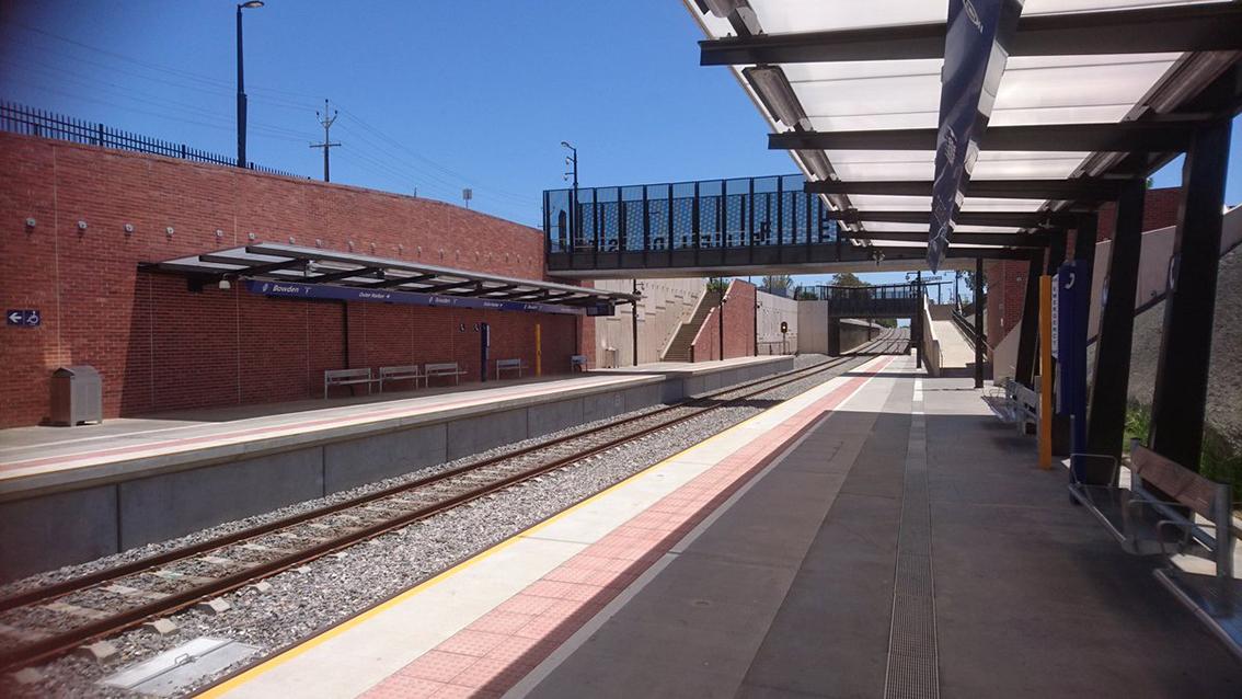 Torrens Rail Junction
