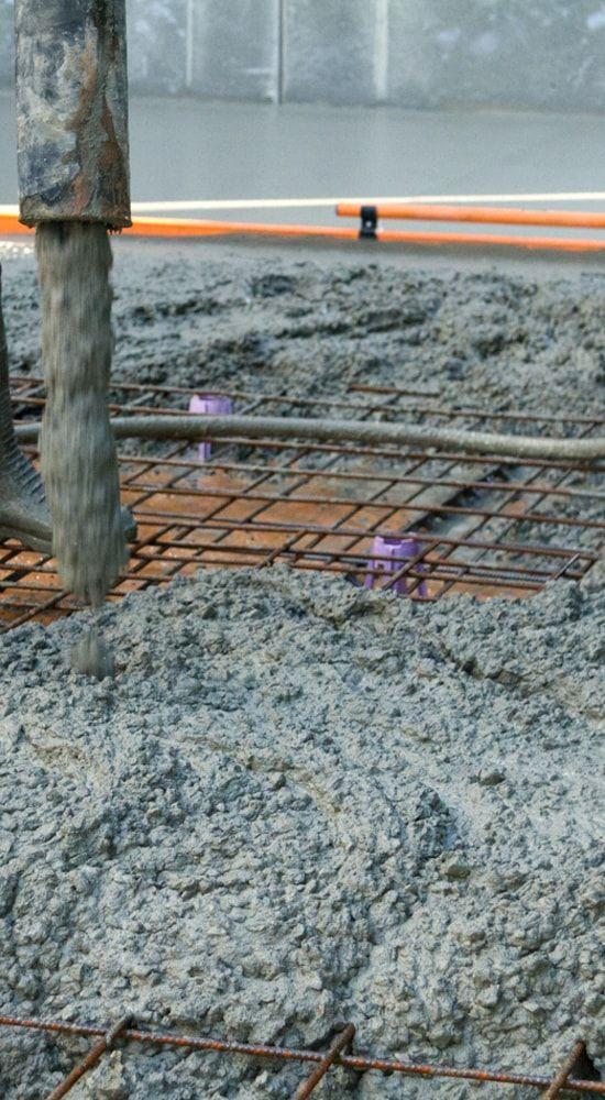 Regular pre mixed concrete